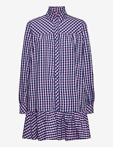 Elorie - skjortklänningar - dark blue