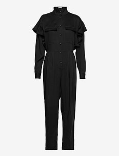 Franca - jumpsuits - anthracite black