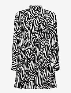 Luann - cocktailklänningar - black/white
