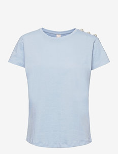 Molly Pearl - t-shirts - powder blue