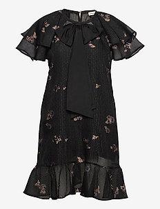 Leah - festklänningar - anthracite black