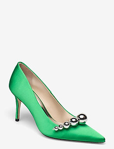 Aljo Mirror Ball - klassiska pumps - classic green