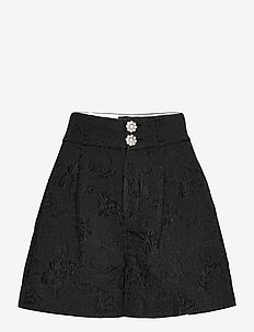 Novelle BY NBS - casual shorts - anthracite black