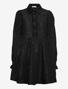 Lila - skjortekjoler - anthracite black