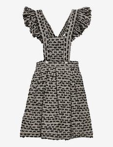 Jasmilla - robes de jour - anthracite black