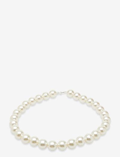 Zerma Pearl - dainty - whisper white