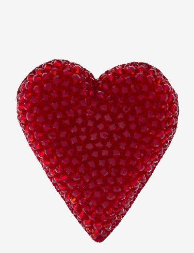 Ziva Heart - broscher - lollipop