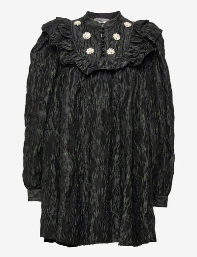 Karah BY NBS - festklänningar - anthracite black