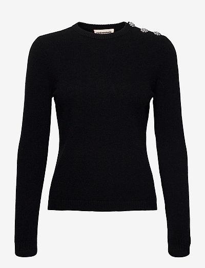 Apple - tröjor - anthracite black