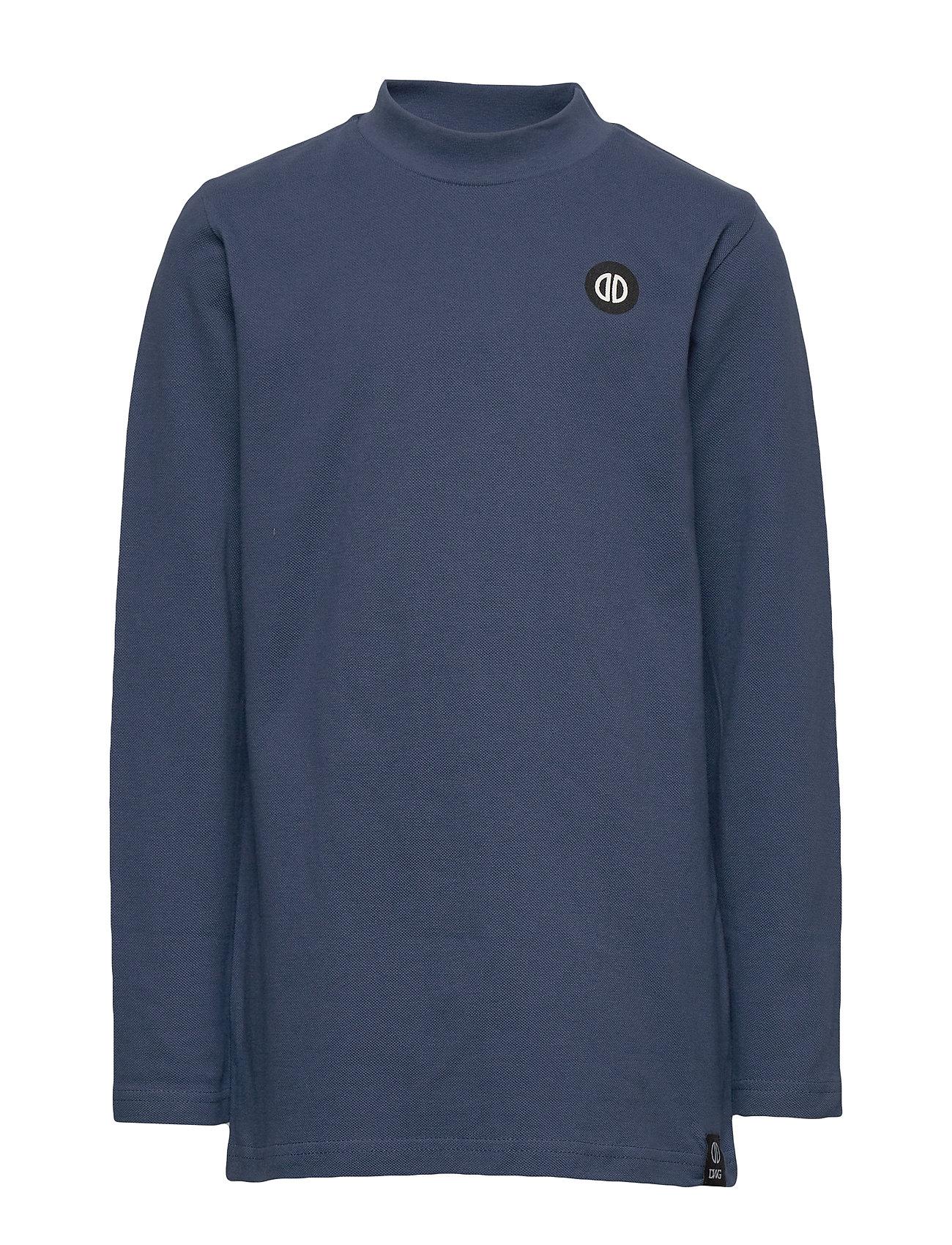 Image of Glover 036 Langærmet T-shirt Blå D-xel (3454941907)