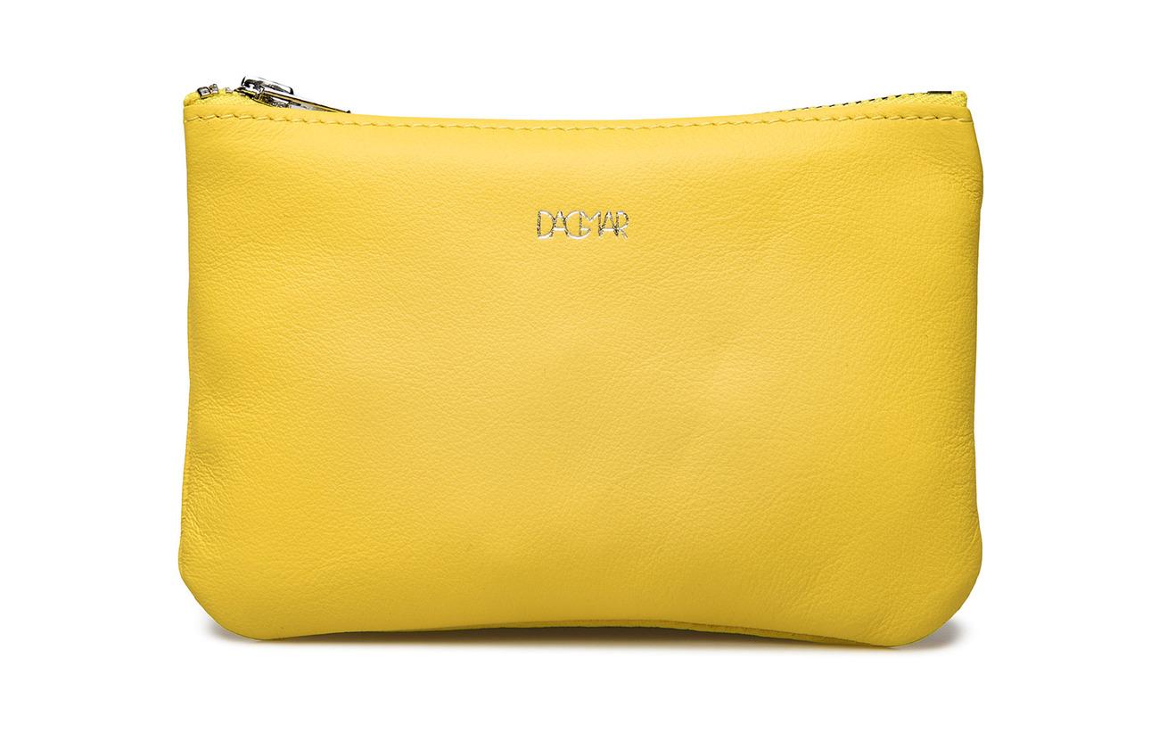Zip Small Purse Sun Dagmar Cuir 100 Yellow Chromefree dwPq8E5x