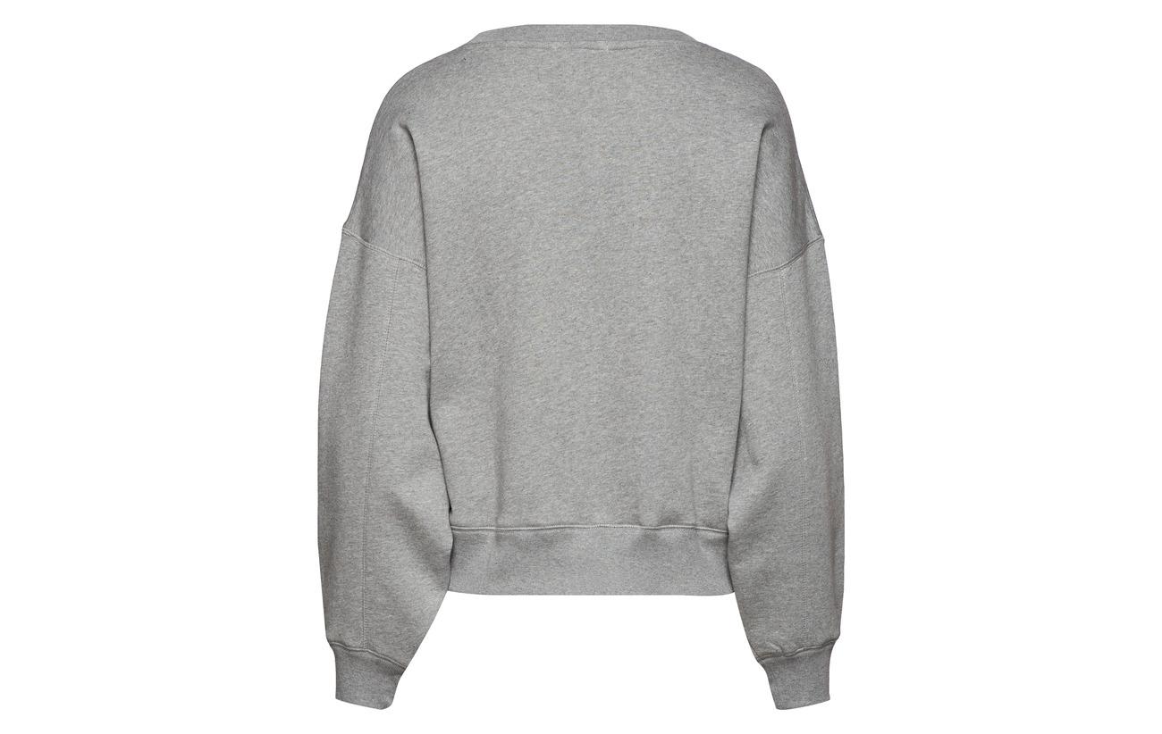 Dagmar Logo Bio Jam 100 Grey Sweatshirt Coton Melange wFRSrwxq