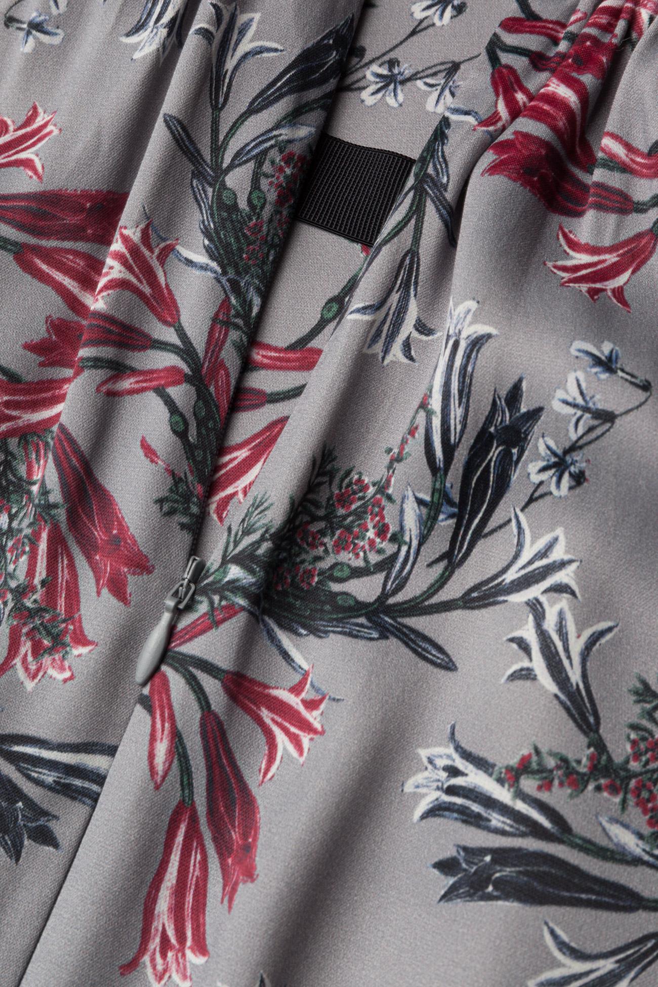 Dagmar - Vara - bodycon jurken - flower print - 5