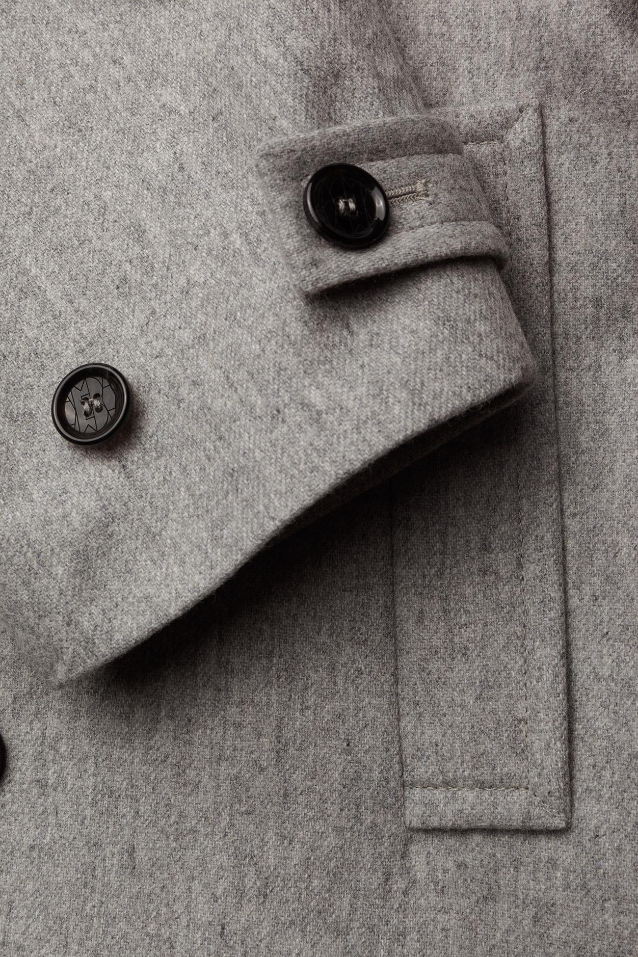 Dagmar Calista - Jackets & Coats GREY MELANGE