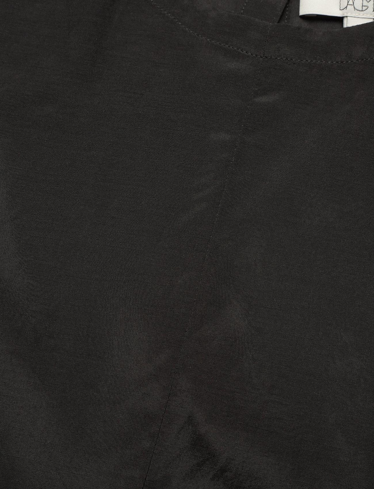 Dagmar - Sigrid - langærmede bluser - black - 2