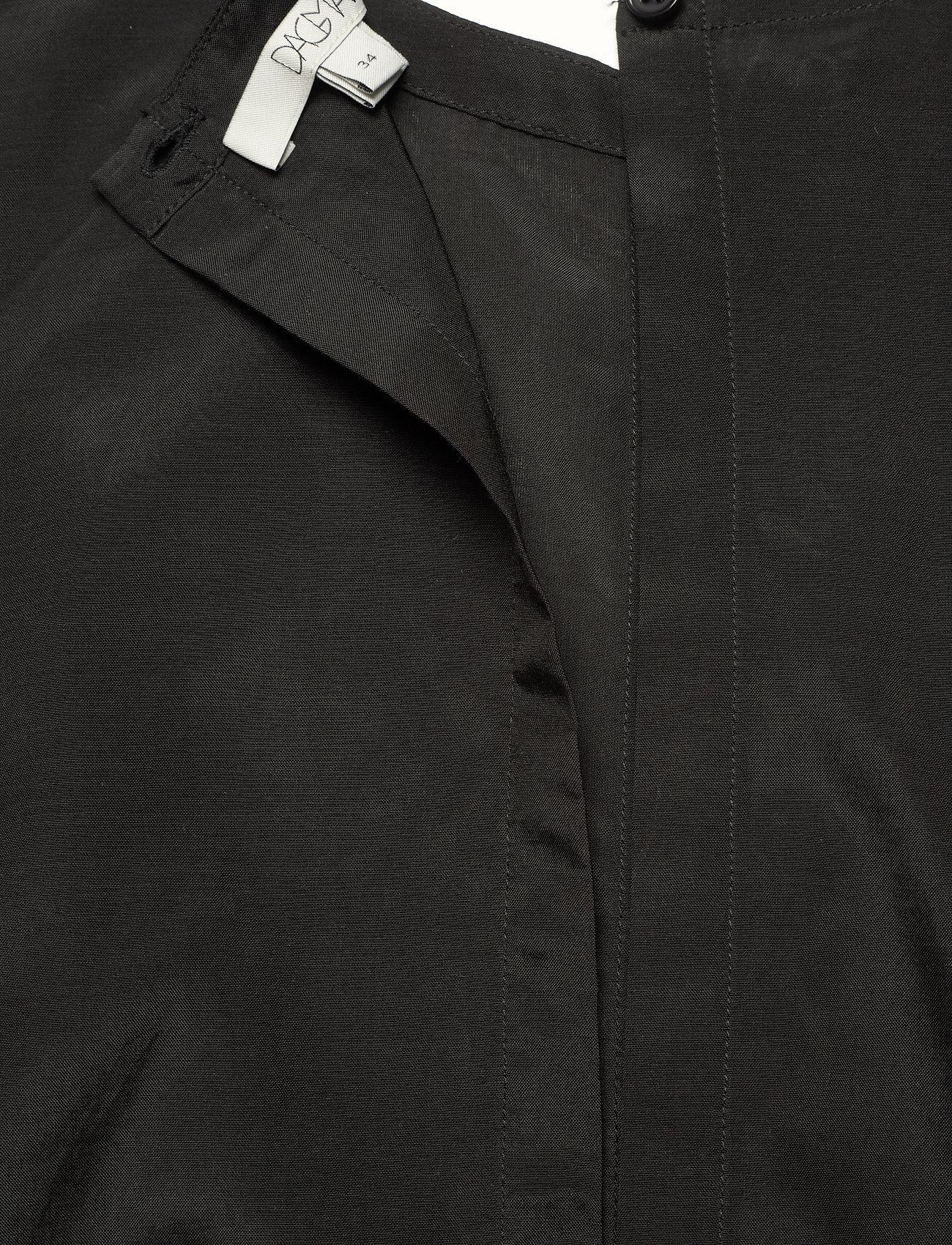Dagmar - Sigrid - langærmede bluser - black - 3