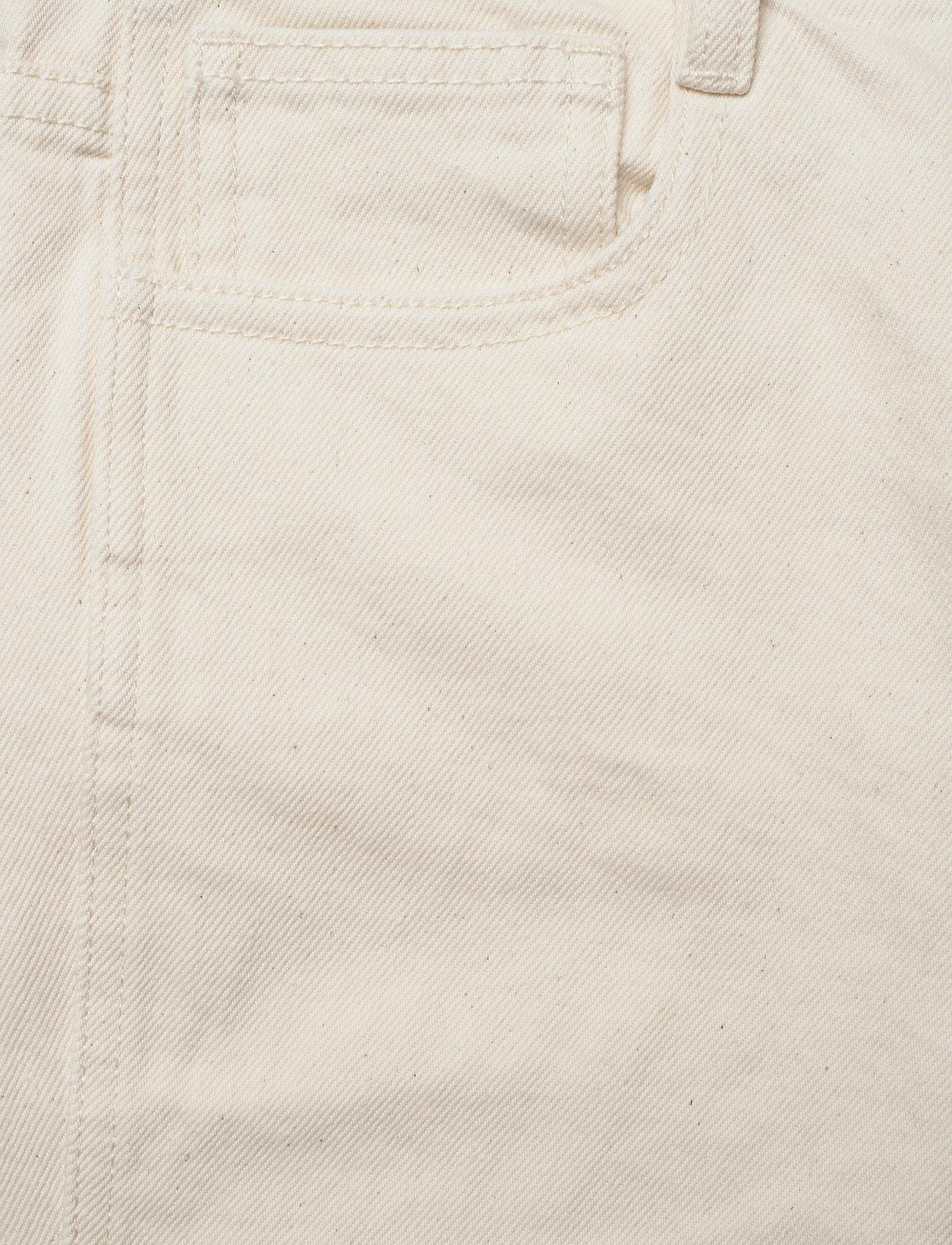 Dagmar - Devine - straight jeans - ecru - 2