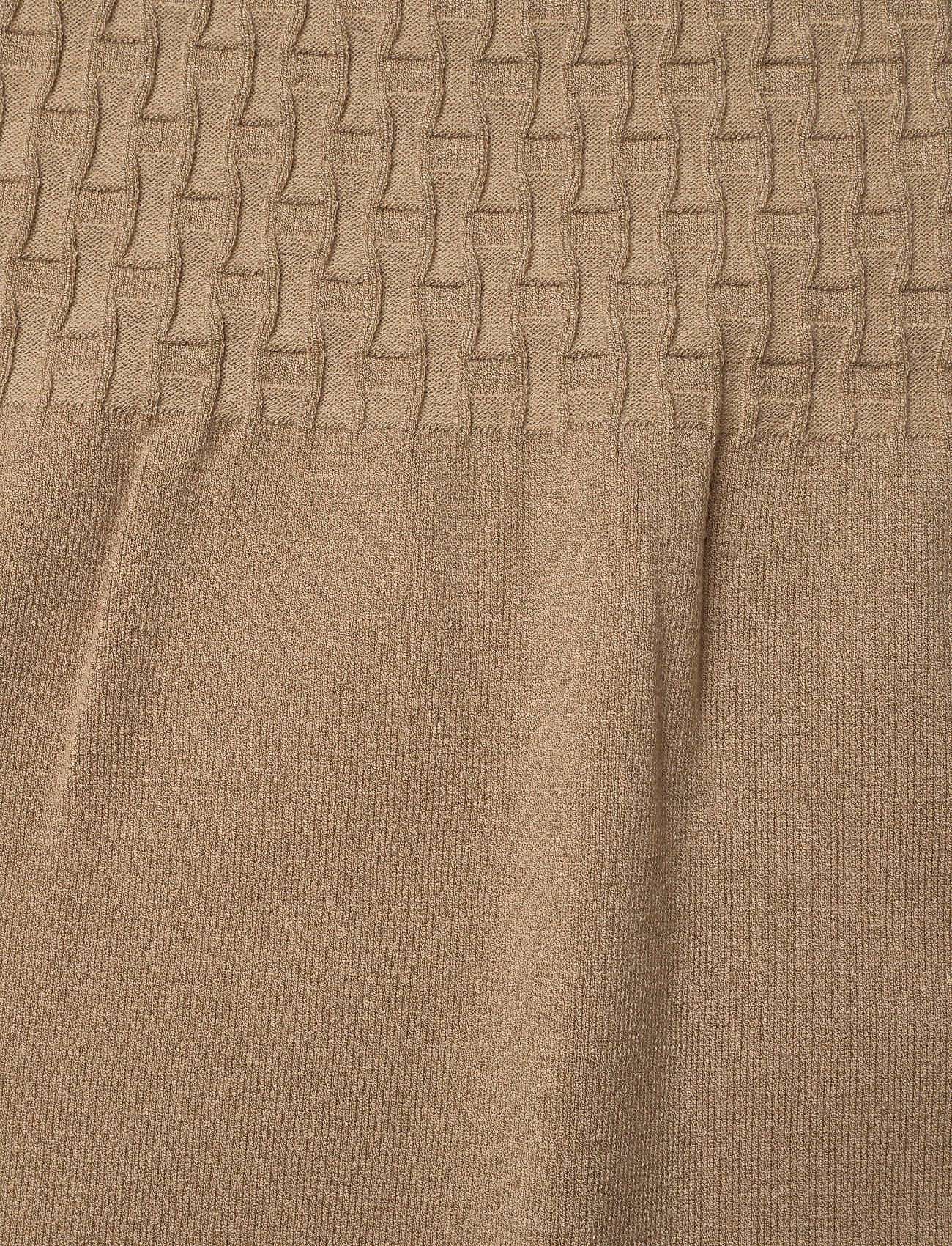 Dagmar - Gemma - bodycon jurken - beige - 3