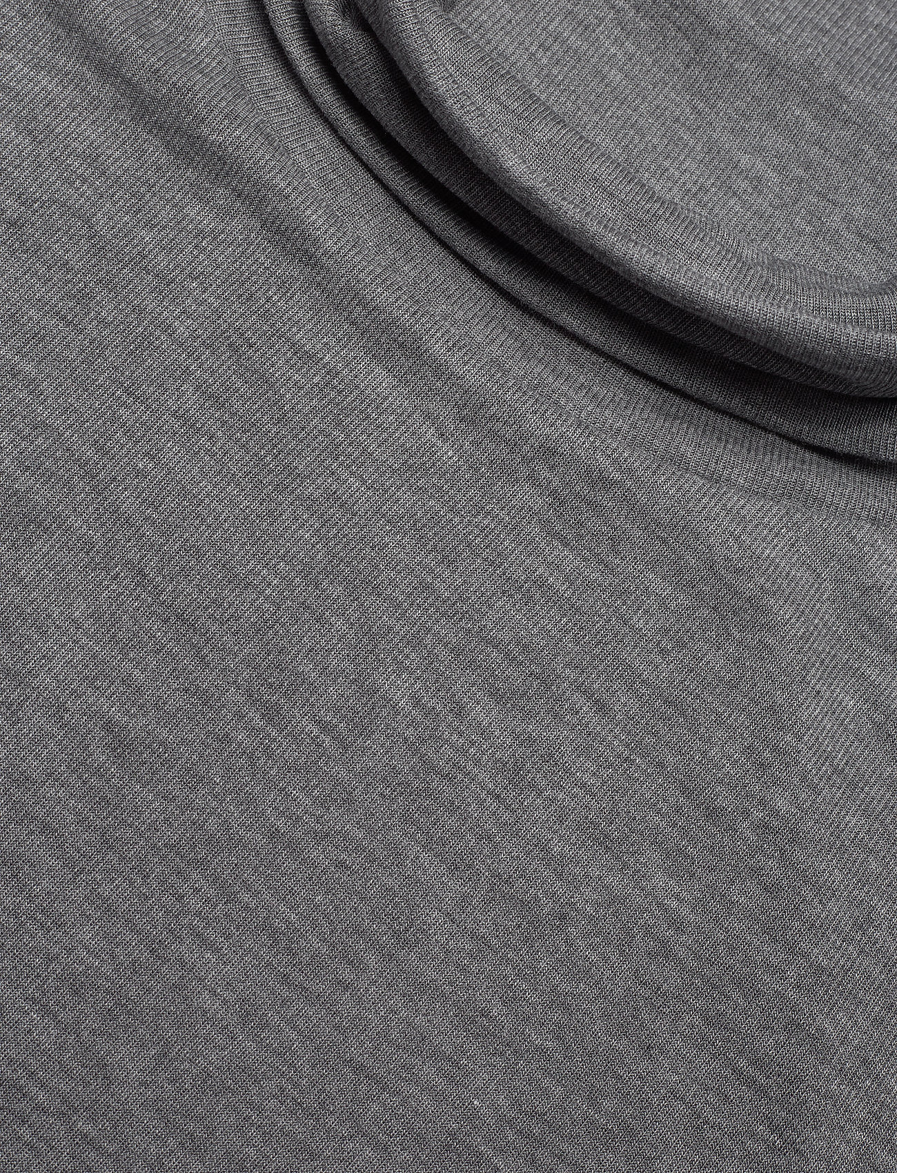 Dagmar - Remi - t-shirts - dark grey melange - 2