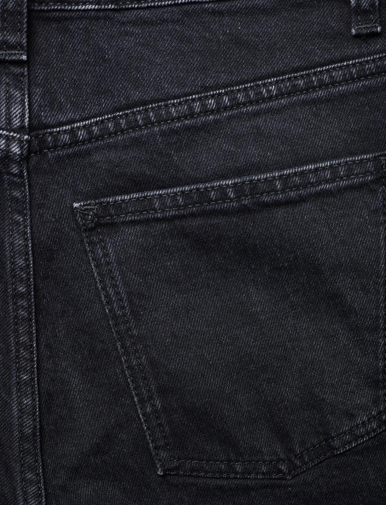 Dagmar - Devine - straight regular - washed black - 4