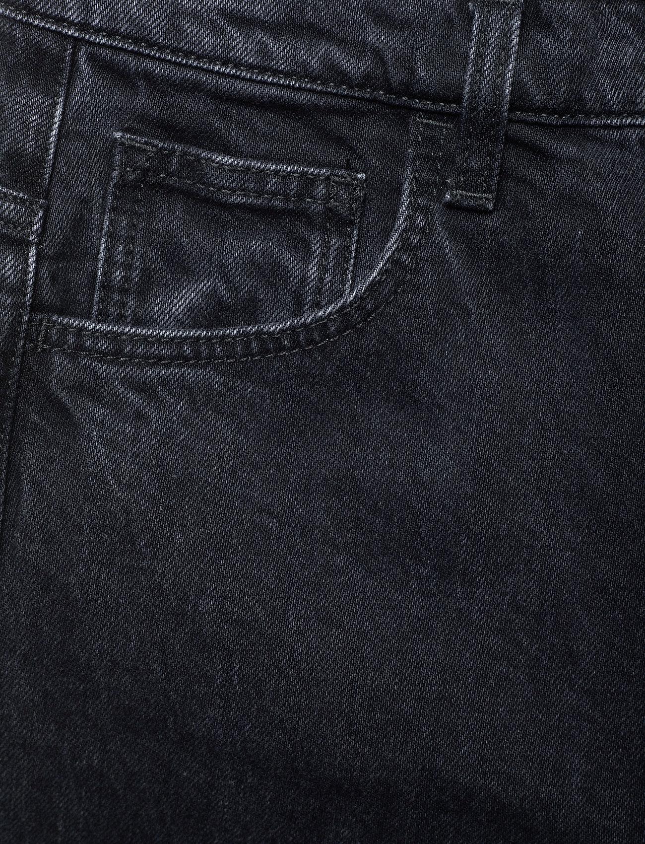 Dagmar - Alba - straight regular - washed black - 2