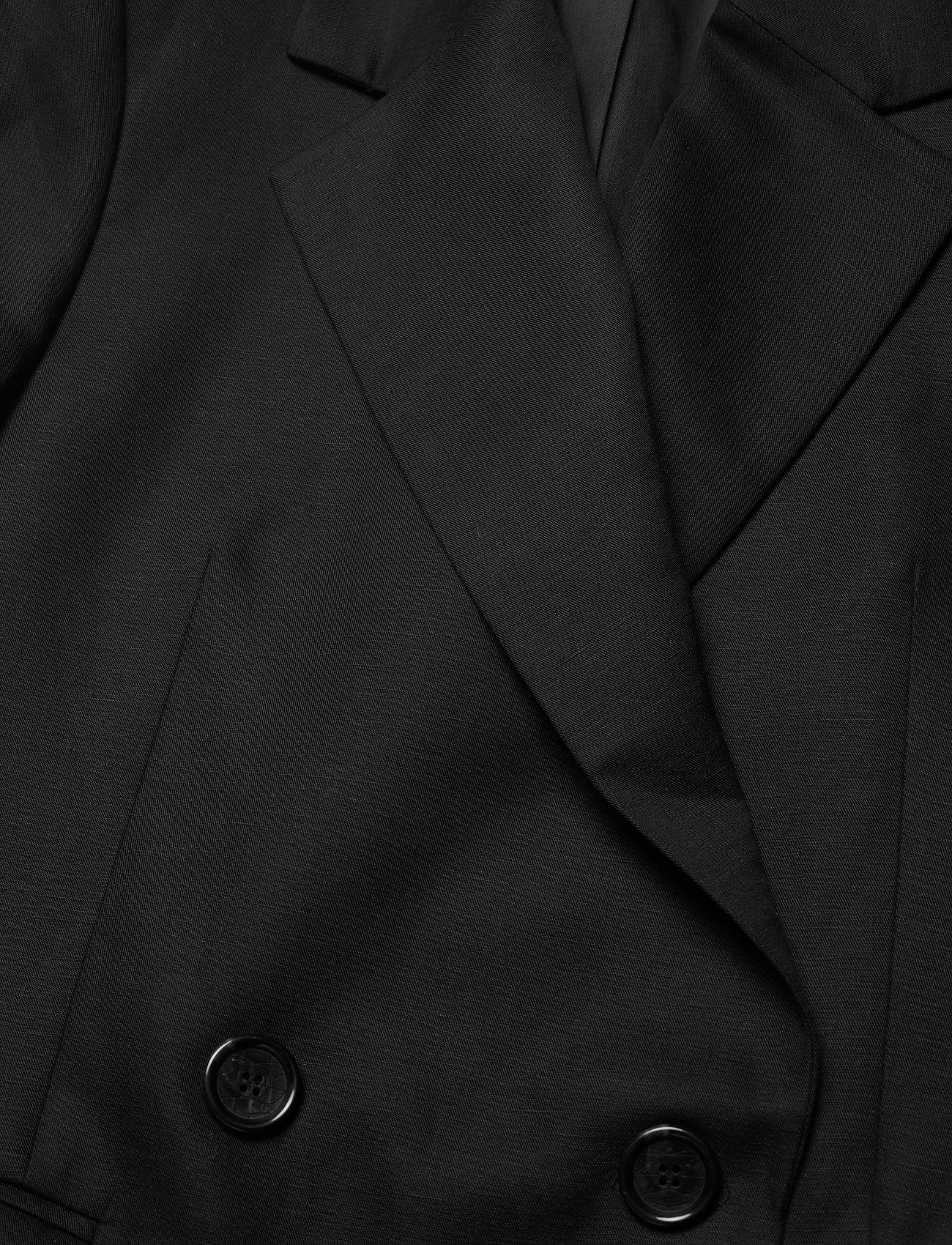 Dagmar - Iris - oversize blazers - black - 2
