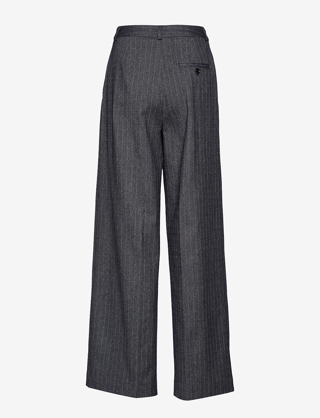 Dagmar - Irene - wide leg trousers - pinstripe