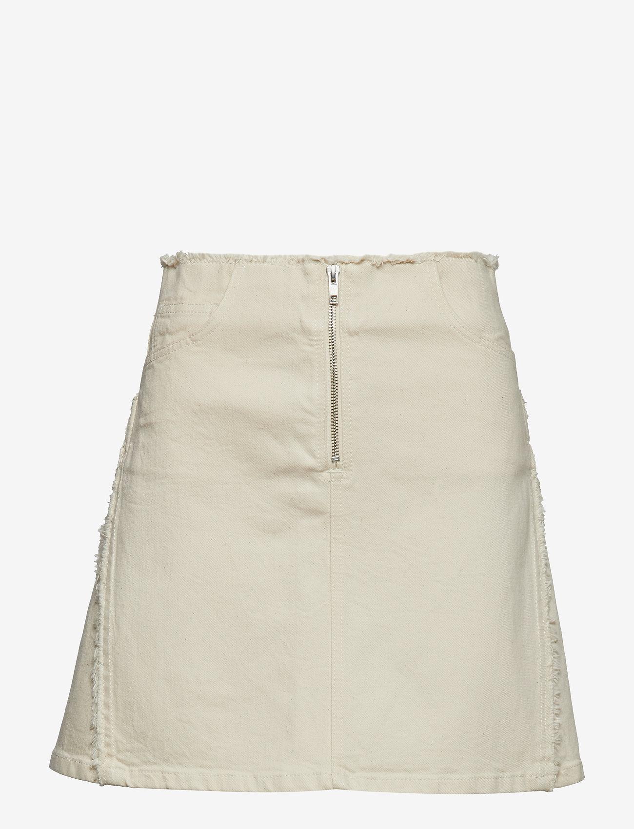 Dagmar - Fiona - korta kjolar - ecru white - 0