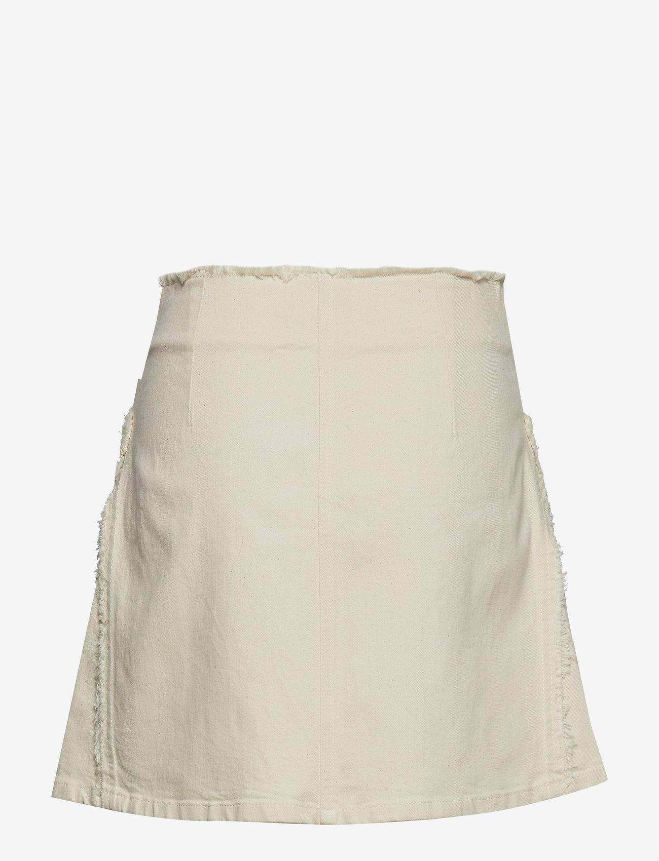 Dagmar - Fiona - korta kjolar - ecru white - 1