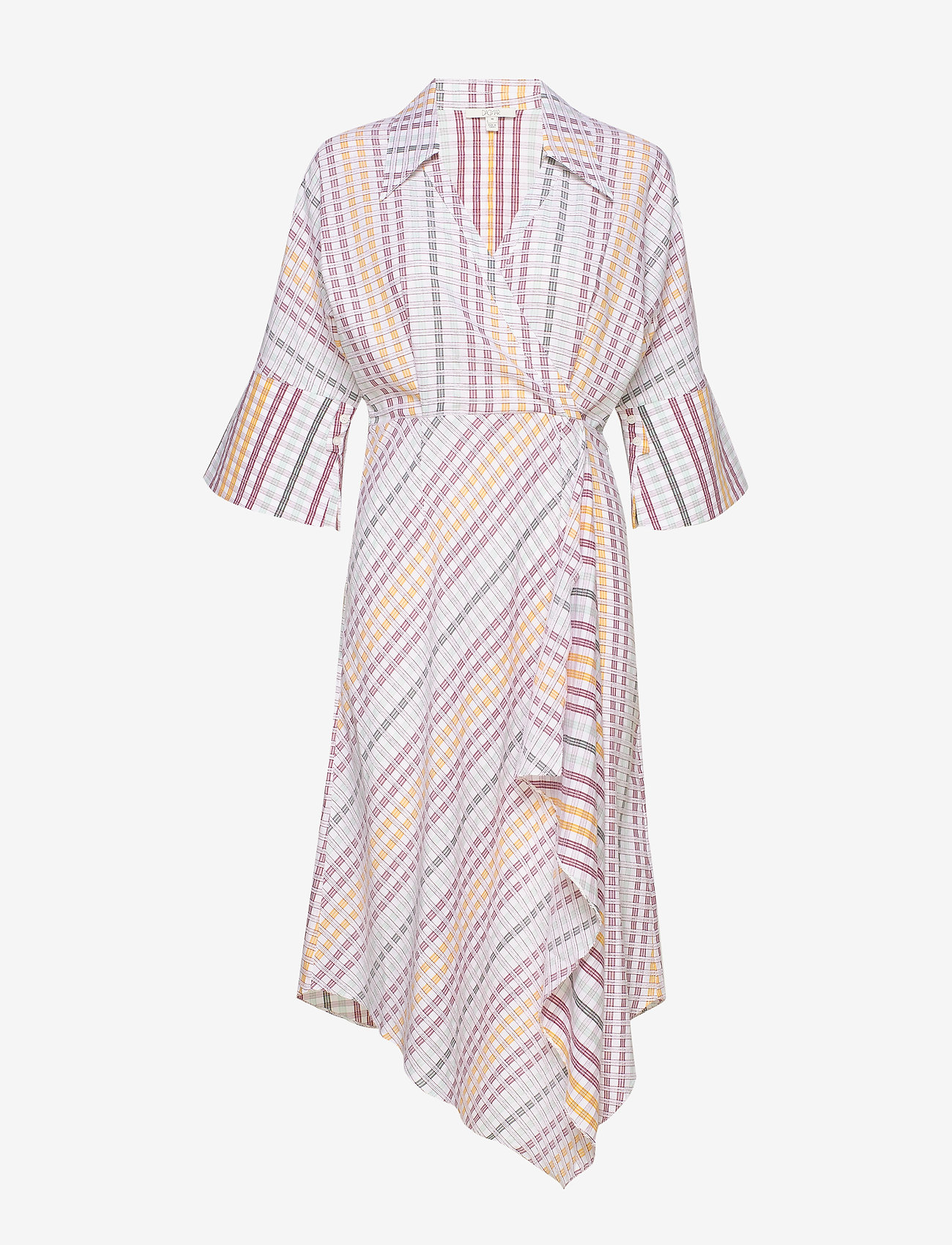 Dagmar - Juliette - skjortklänningar - multi check - 0