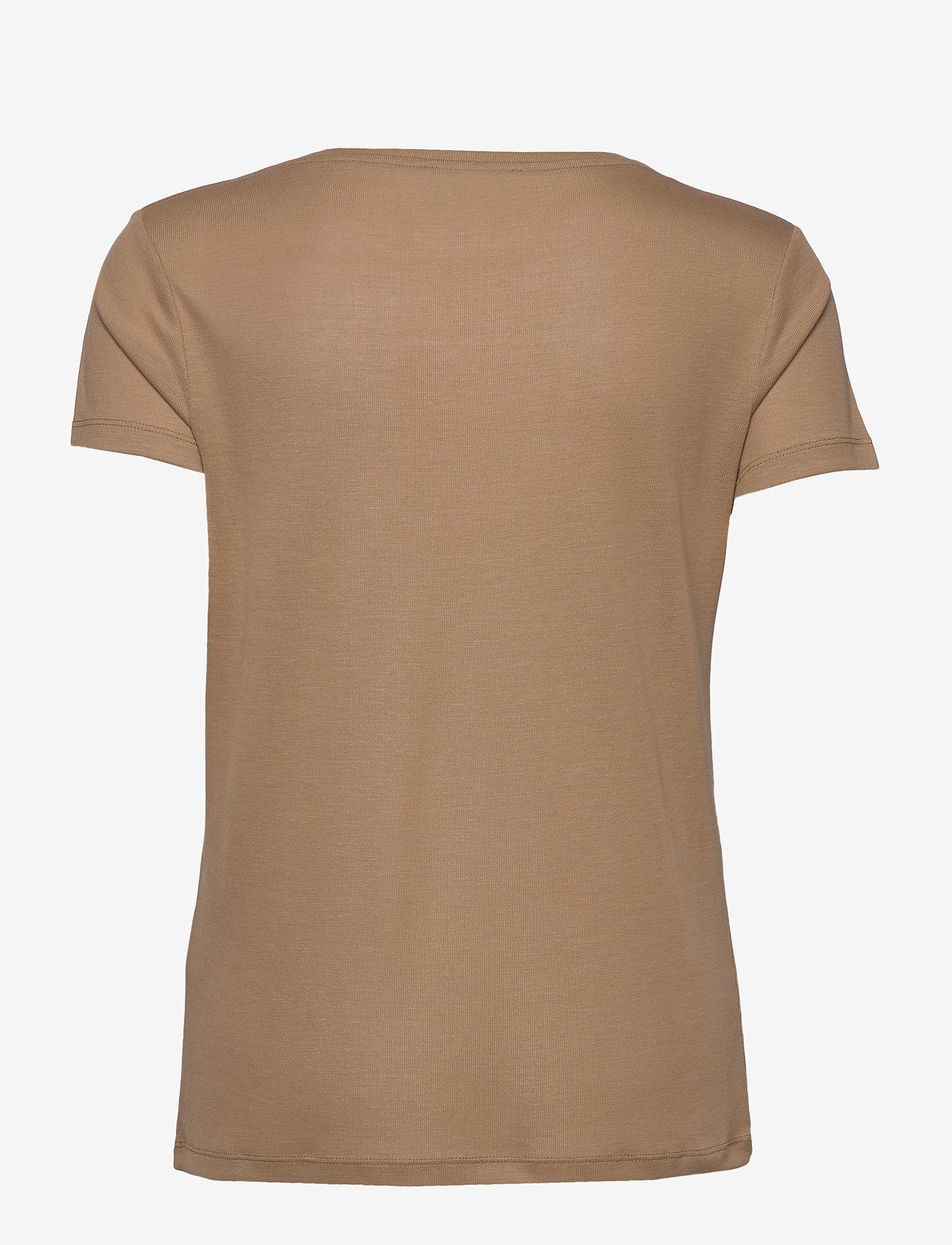 Dagmar - Upama - t-shirts - sand - 1