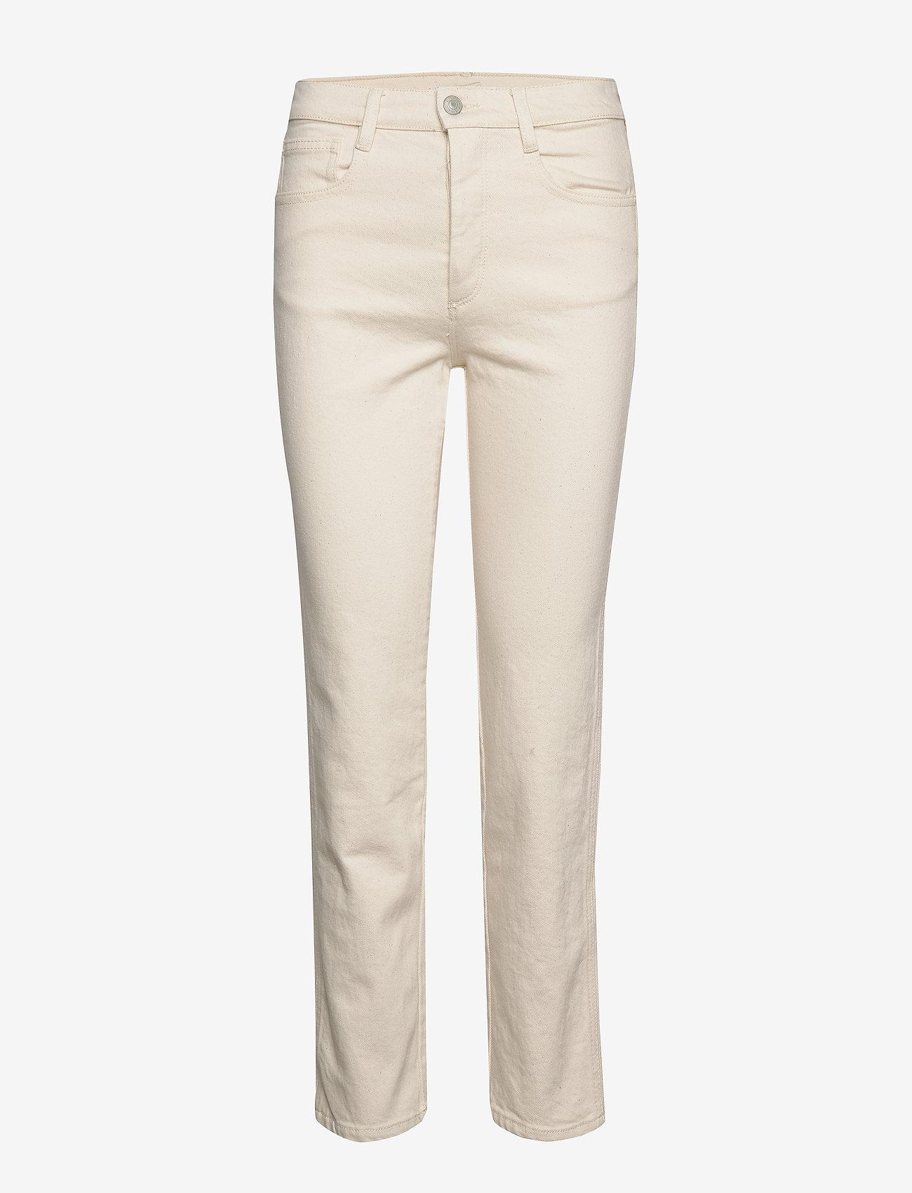 Dagmar - Devine - straight jeans - ecru - 0