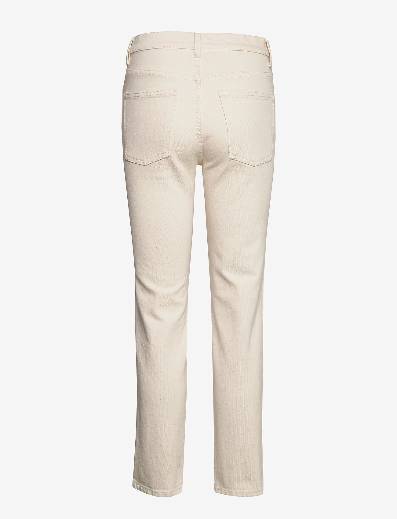 Dagmar - Devine - straight jeans - ecru - 1