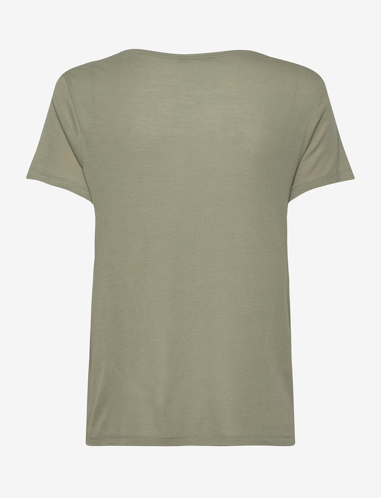 Dagmar - Upama - t-shirts - sage - 1