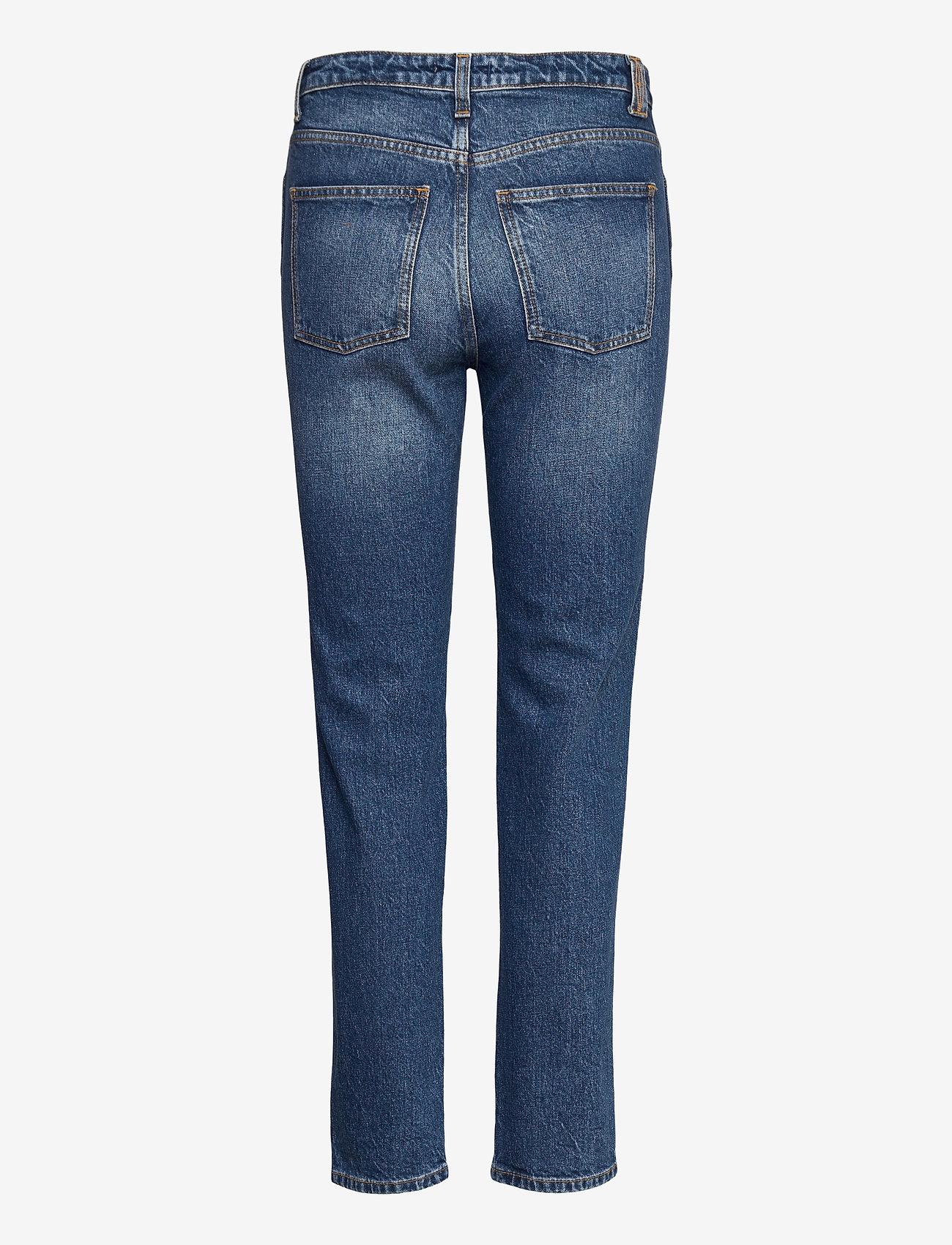 Dagmar - Devine - straight jeans - blue - 1