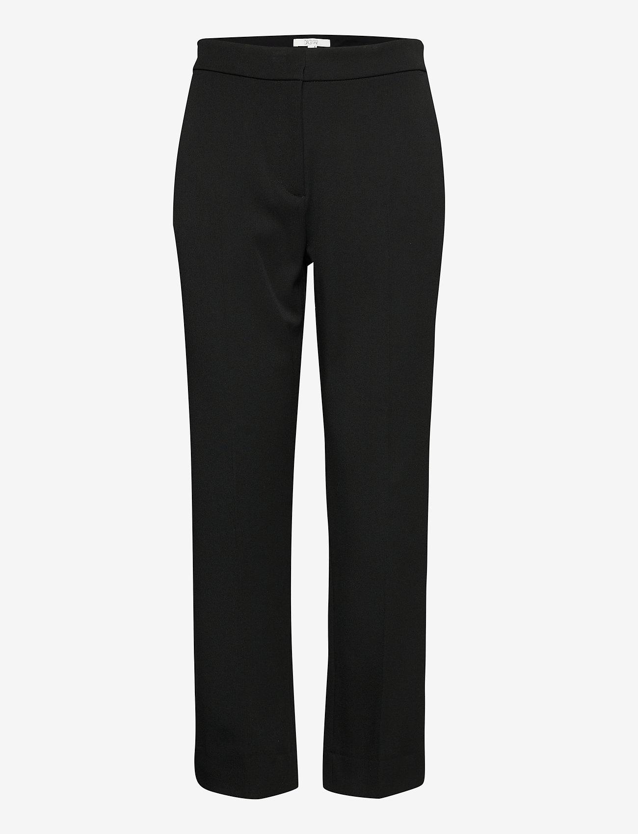 Dagmar - Judith - straight leg trousers - black - 0
