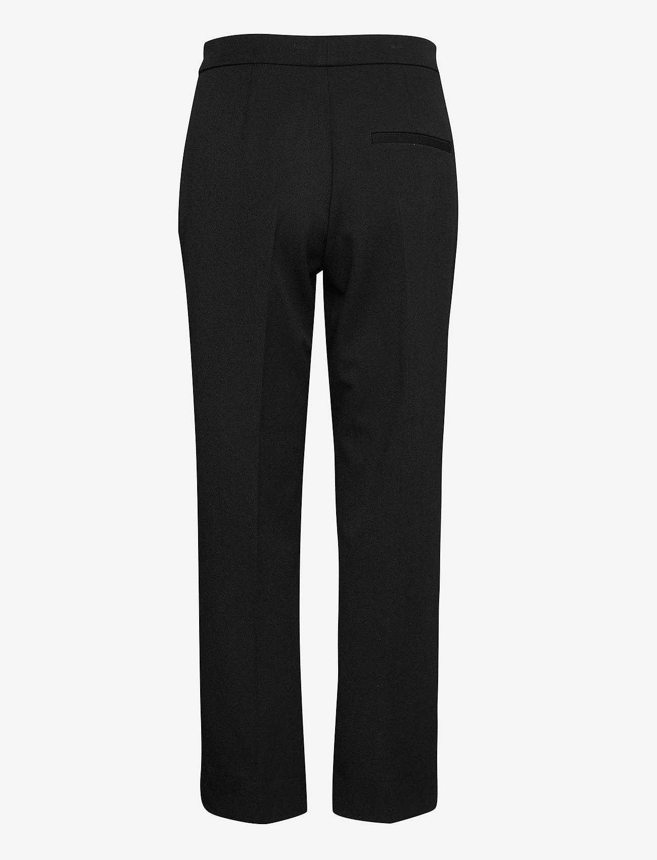 Dagmar - Judith - straight leg trousers - black - 1