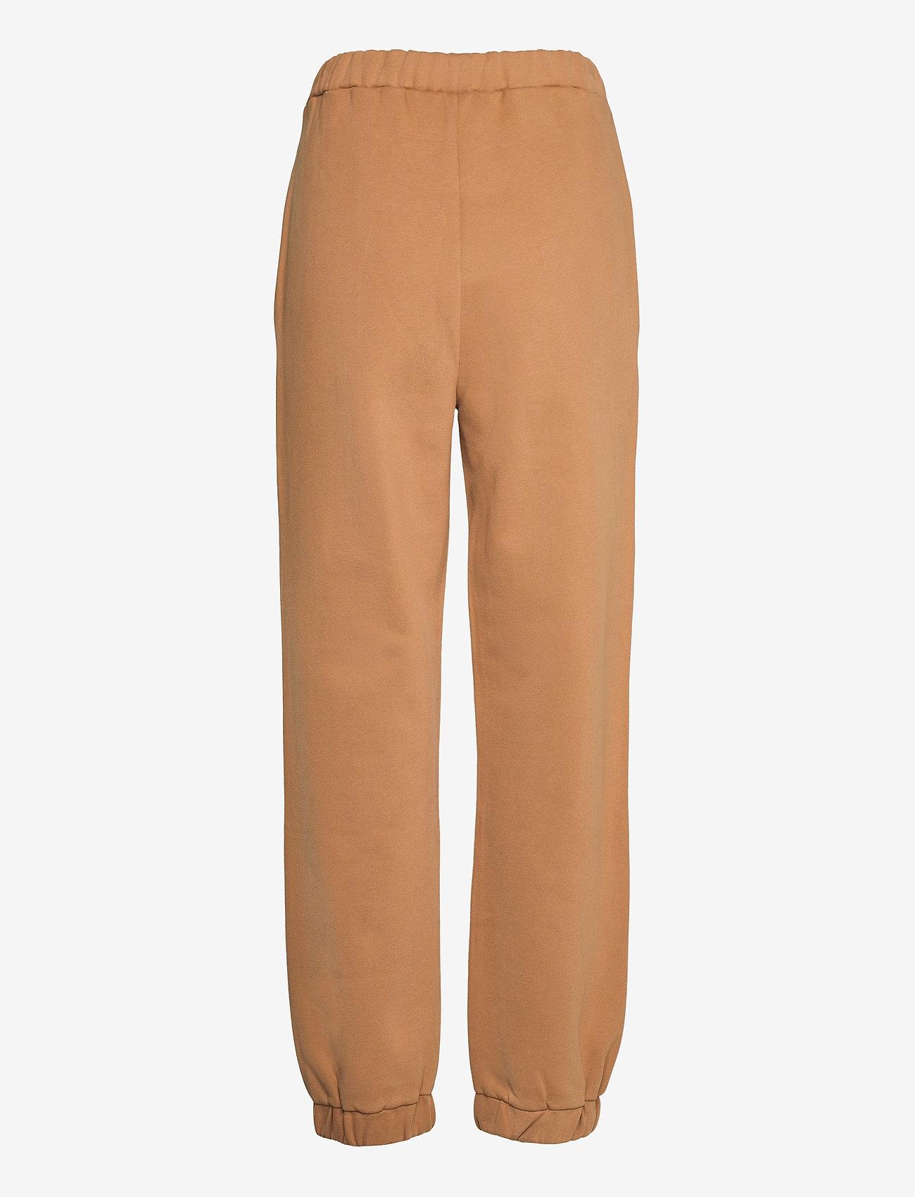 Dagmar - Jam pants - tøj - nougat - 1