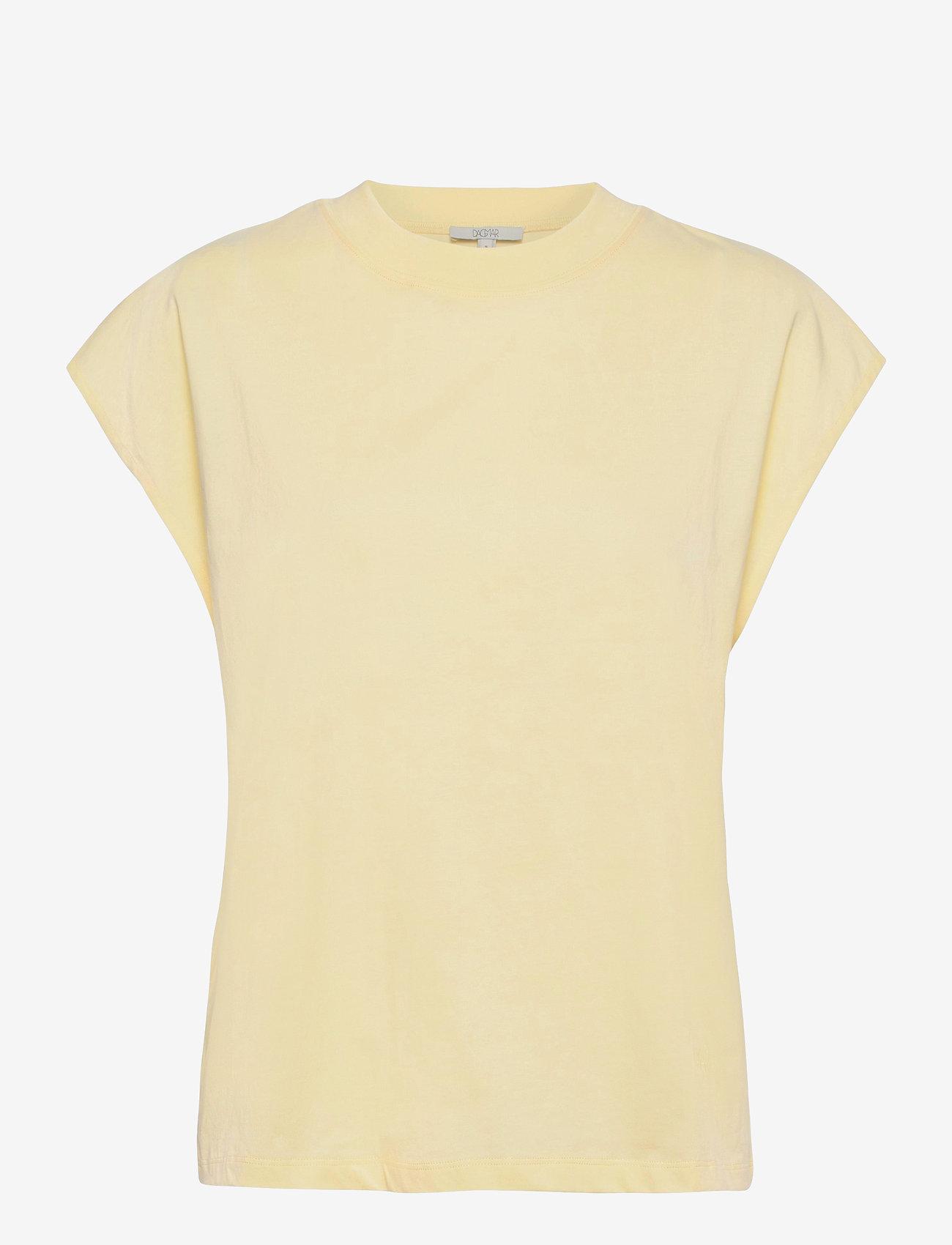 Dagmar - Maggie - t-shirts - lemon - 0