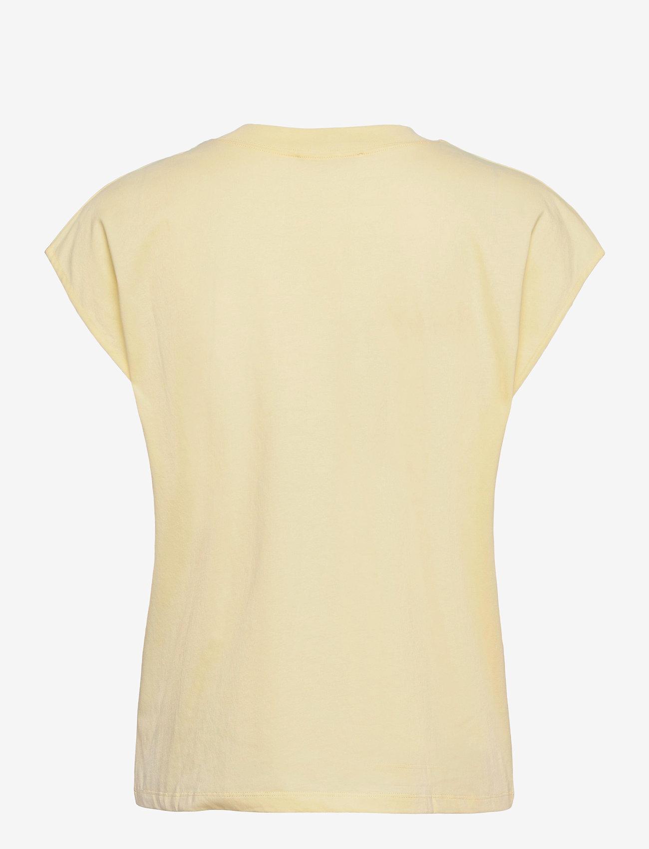 Dagmar - Maggie - t-shirts - lemon - 1