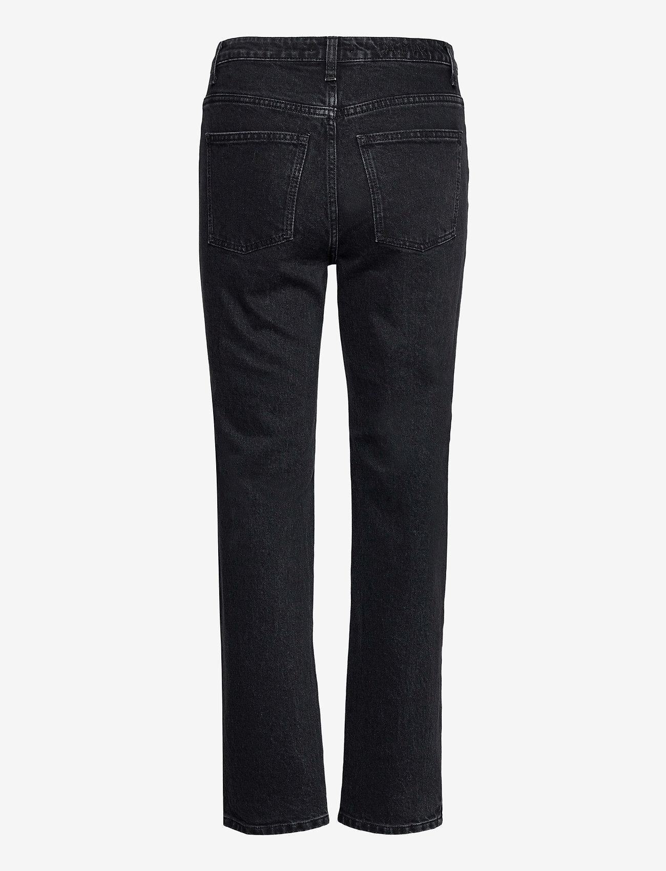 Dagmar - Devine - straight regular - washed black - 1