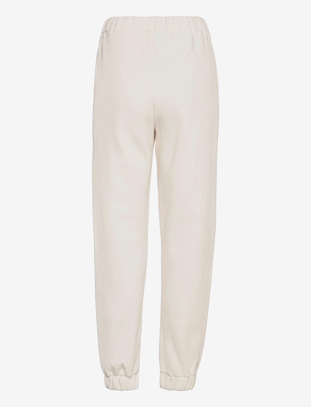 Dagmar - Jam pants - neue mode - cream - 1