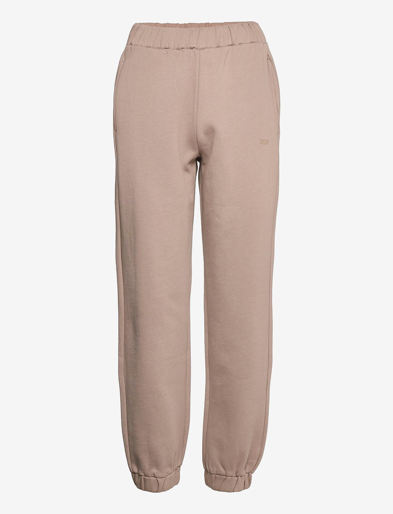 Dagmar - Jam pants - kleidung - nocciola - 0