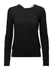 Noreen Sweater - BLACK