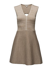 Nanette Dress - BRONZE