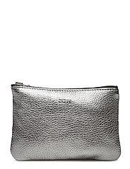 Small zip purse - SILVER