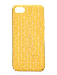 iPhone case 7/8 - SUN YELLOW