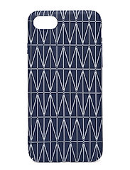 iPhone case 7/8 - DENIM BLUE