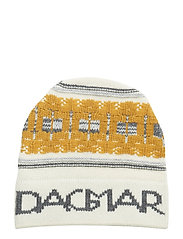 Jaquard beanie - LIGHT MULTI