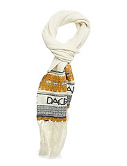 Jaquard scarf - LIGHT MULTI